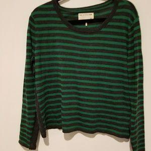 Rag & Bone knit top L
